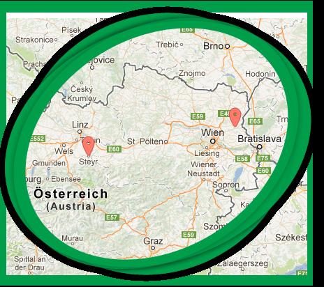 24h Pflege Steyr & Gänserndorf - Kontakt & Anfahrt